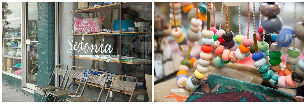 Sedonia Retail boutique Melbourne
