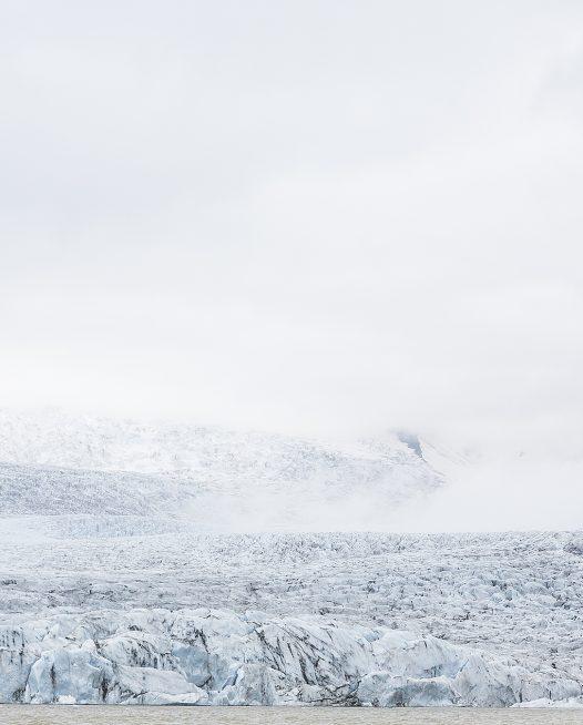 Iceland Glacier Print