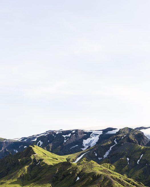 Icelandic Landscape Photography Print