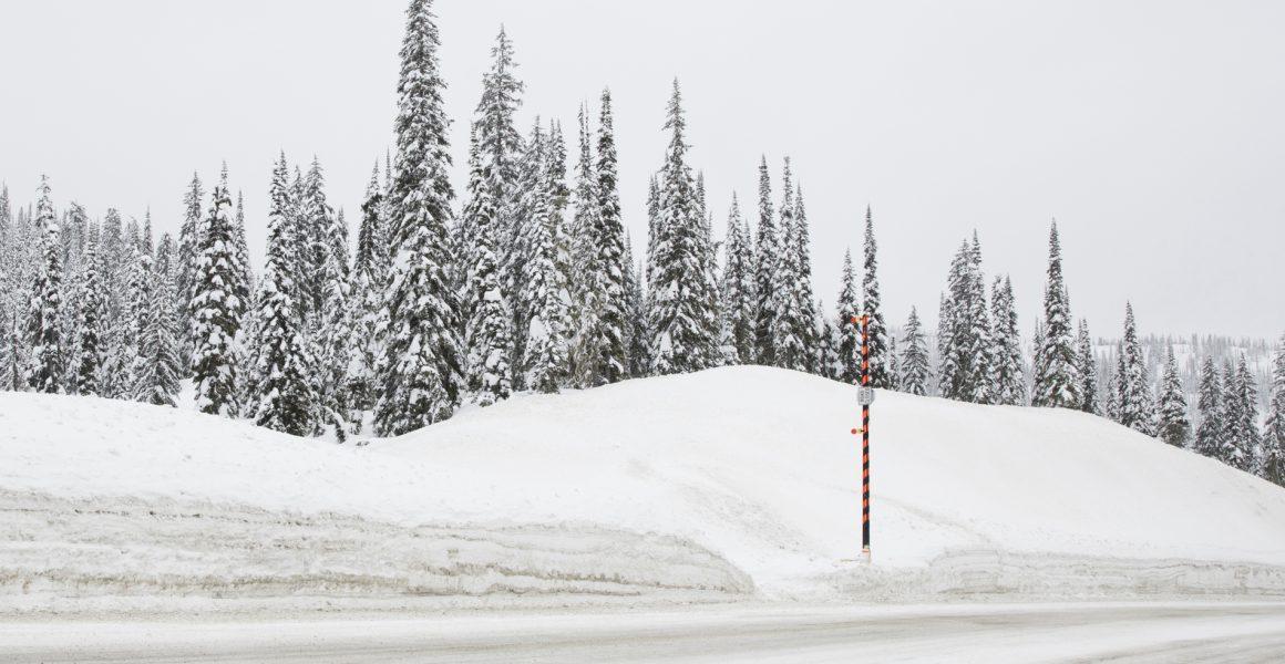 Snow Mountain Road