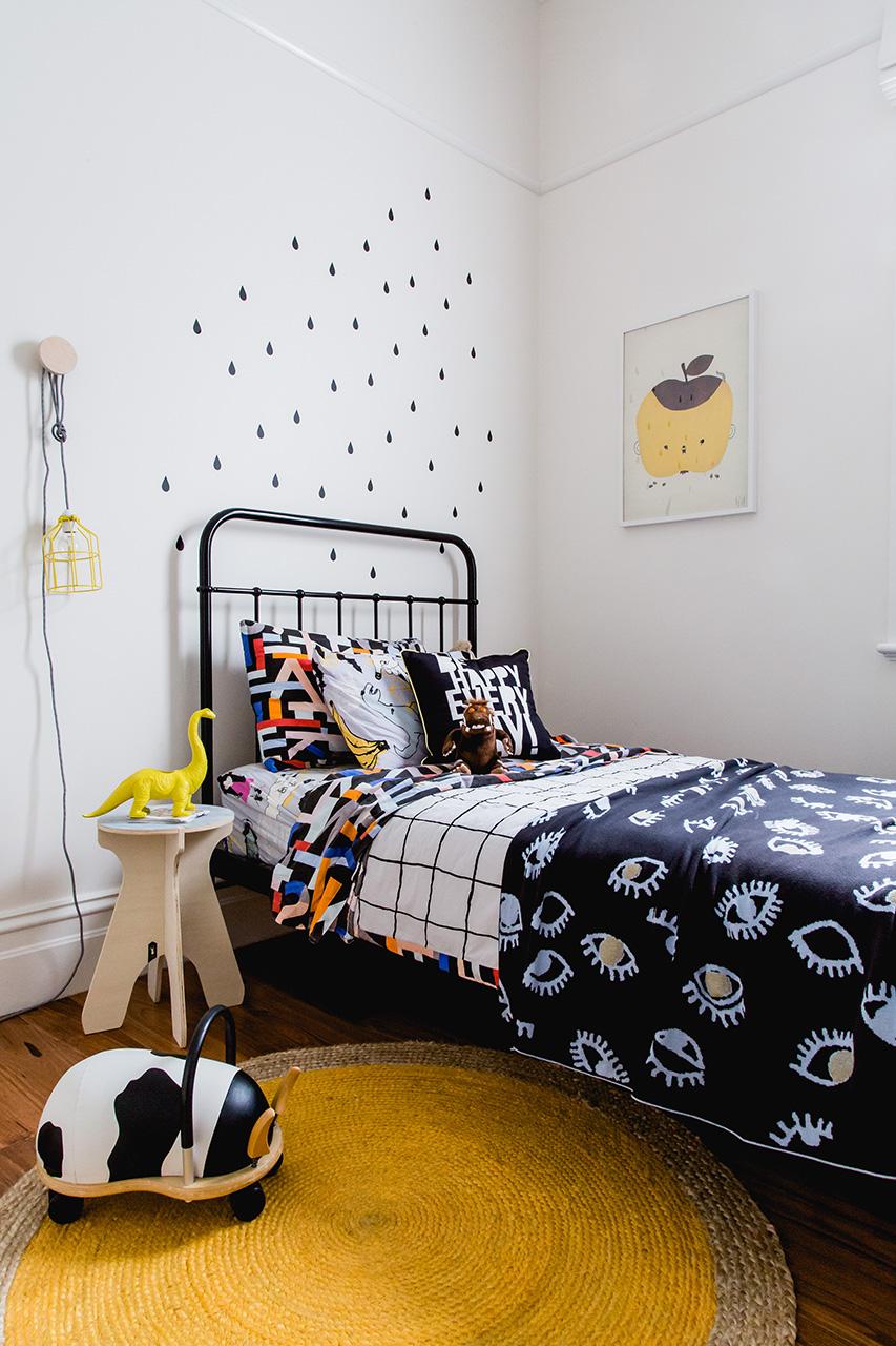 Interior design kids bedroom