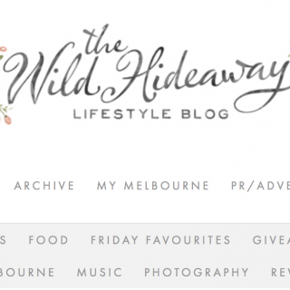 The Wild Hideaway April 2015