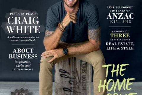 Profile Magazine April 2015